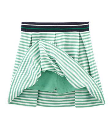 Falda-pantalón infantil para niña