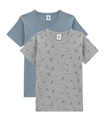 Pack de camisetas de manga corta para niño lote .