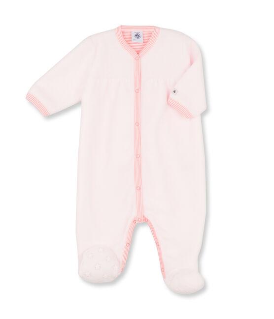 Pijama manta para niña rosa Vienne