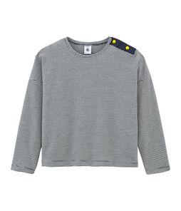Camiseta manga larga infantil para niña