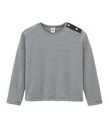 06cbe4a72 Camiseta manga larga infantil para niña