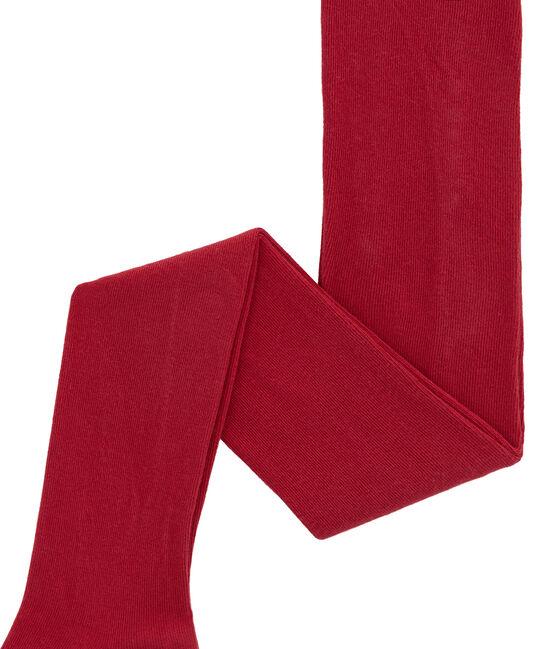 Leotardos en jersey rojo Terkuit