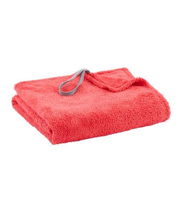 Toalla de baño infantil/adulto unisex rosa Groseiller
