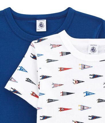 Pack de camisetas de manga corta para niño