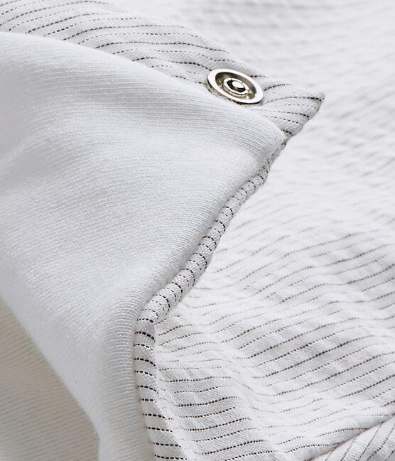 Conjunto de bebé niño 2 piezas blanco Ecume / beige Beige