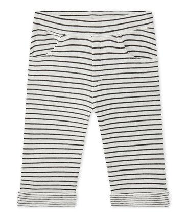 Pantalón bebé niño a rayas