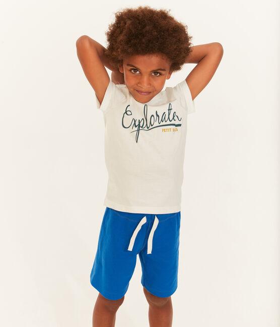 Bermudas infantiles para niño azul Riyadh