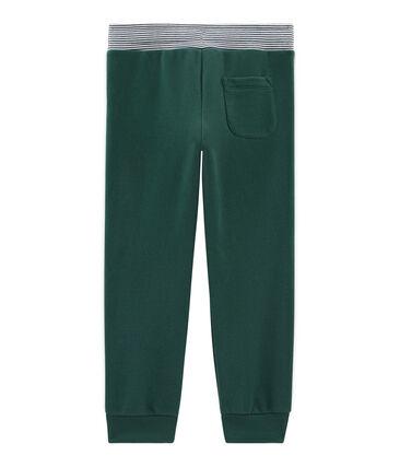 Pantalón de felpa para niño