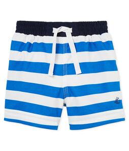 Shorts de playa de rayas para bebé niño