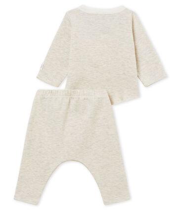 Conjunto 2 piezas para bebé unisex