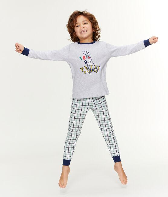 Dúo de pijamas para niño lote .