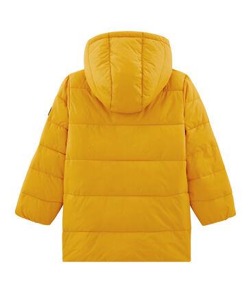 Plumas de niño amarillo Boudor