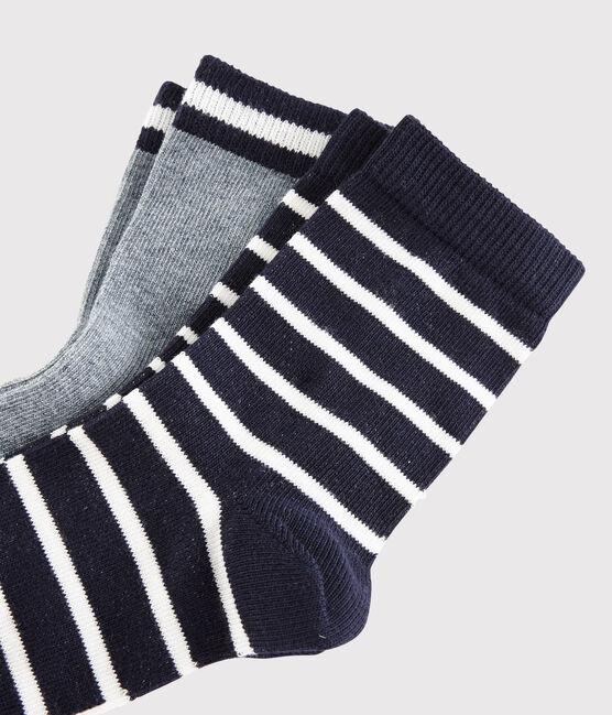 Lote de 5 pares de calcetines de niño lote .