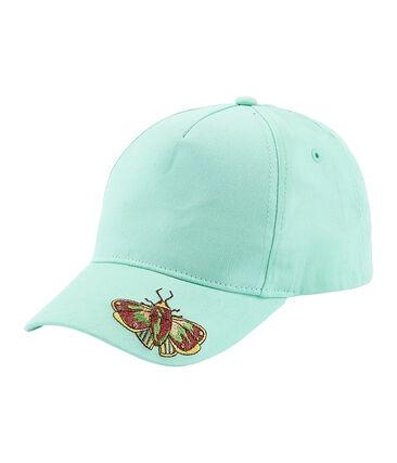Gorra infantil para niña