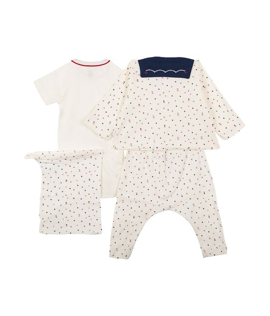 Conjunto 4 piezas estampado para bebé niño lote .