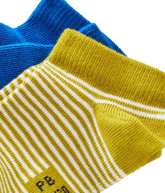 Lote de 2 pares de calcetines infantiles para niño lote .