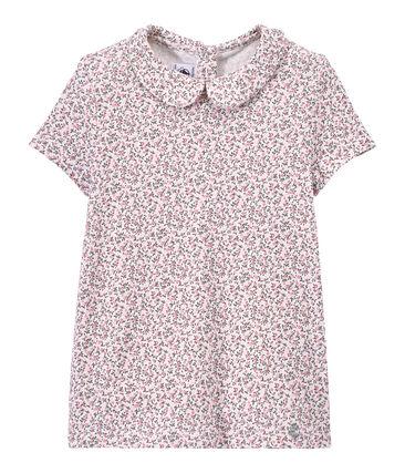 Camiseta estampada para niña