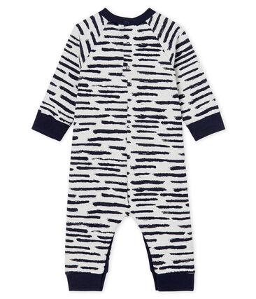Mono largo Jean Jullien para bebé niño MARSHMALLOW/DASH