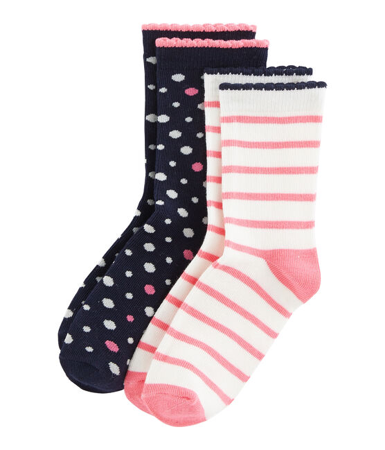 Lote de 3 pares de calcetines semialtos lote .
