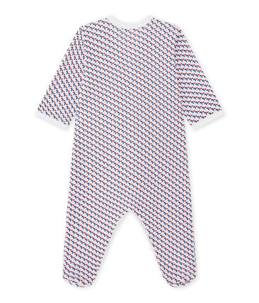 Pijama estampado para bebé niño
