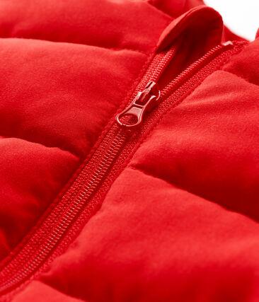 Plumas de microfibra para bebé niño rojo Terkuit
