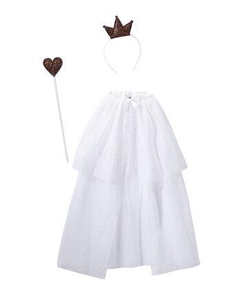 Kit de princesa infantil para niña