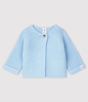 Cárdigan para bebé de punto 100 % algodón TOUDOU