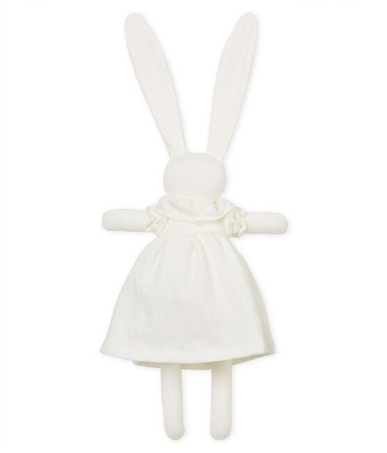 Dudú conejito refinado blanco Marshmallow