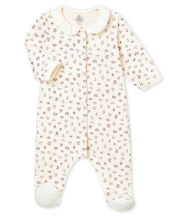 97475afe8 Pijama para bebé niña en túbico estampado