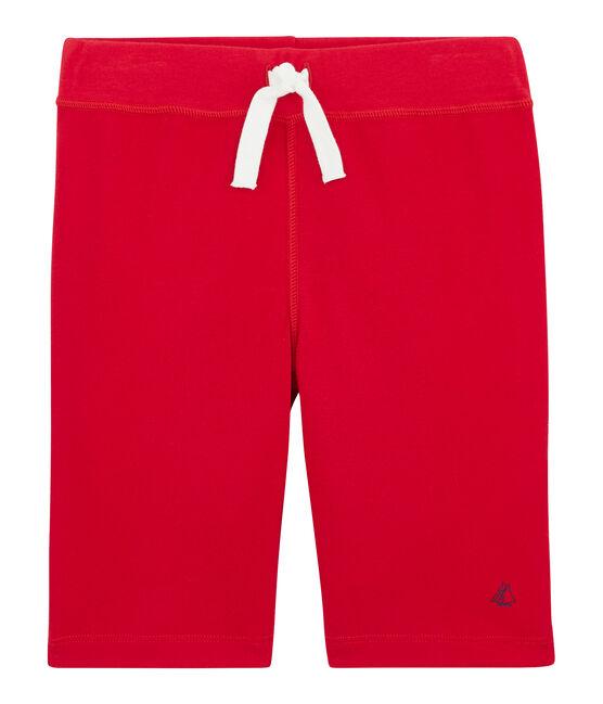 Bermudas de niño rojo Peps