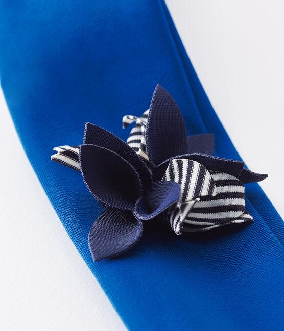 Turbante para bebé niña azul Riyadh