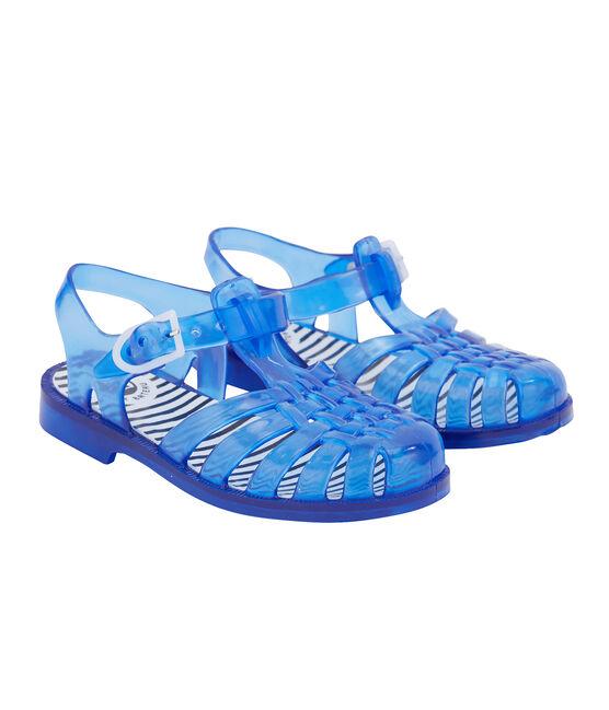 Sandalias MÉDUSE® azul Perse