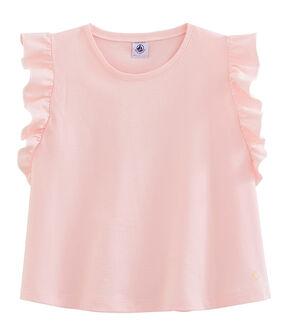 Top de niña rosa Minois