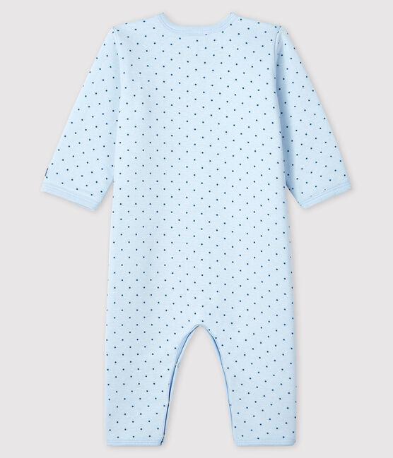 Pelele sin pies de punto enguatado para bebé niño FRAICHEUR/MOZAIK