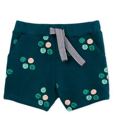 Shorts estampados para bebé niño