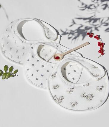 Babero marcella blanco Marshmallow / blanco Multico