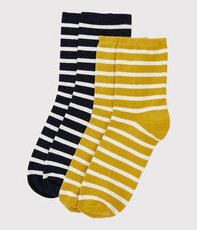 Lote de 2 pares de calcetines lote .