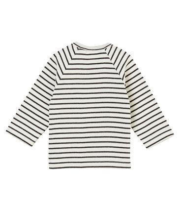 Camiseta a rayas para bebé niño