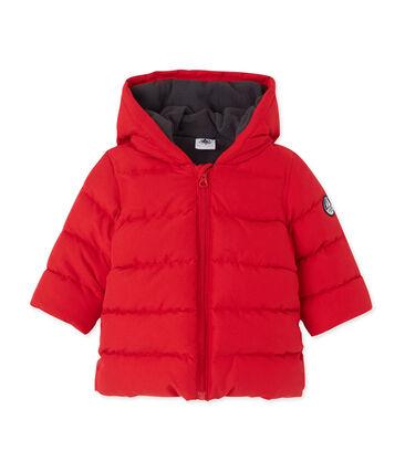 Abrigo para bebé niño rojo Froufrou