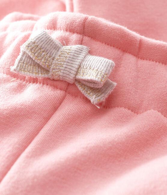 Pantalón de terciopelo para bebé niña CHARME