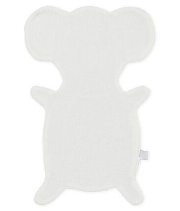 Dudú para bebé unisex gris Poussiere / blanco Multico