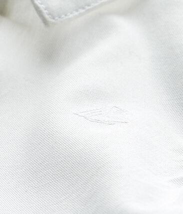 Camisa con mangas arremangables para bebé niño