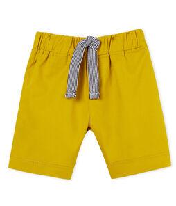 Shorts de sarga para bebé niño