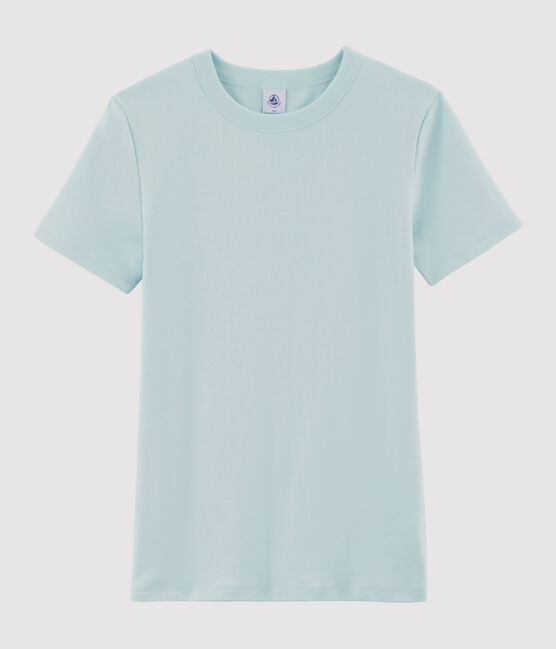 Camiseta icónica para mujer azul Crystal