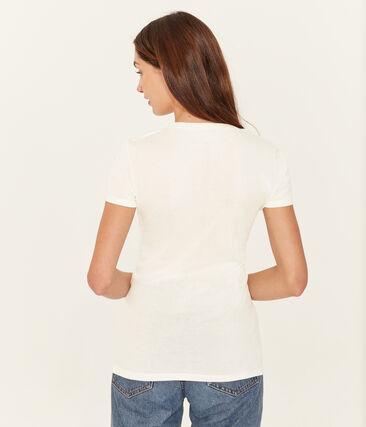 Lote de 2 camisetas manga corta para mujer