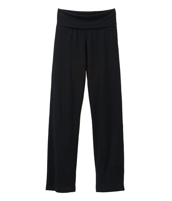 Pantalón de estilo bailarina para mujer negro Noir