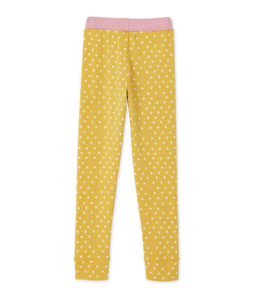 Pantalón de pijama para niña