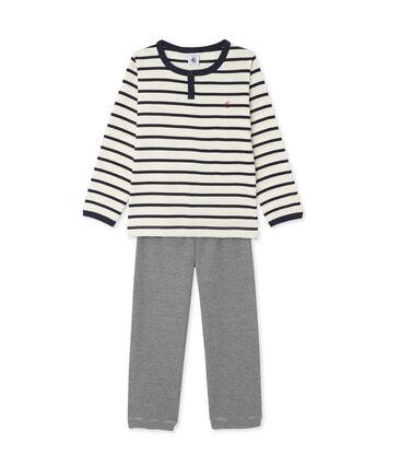 Pijama de 3 prendas para niño