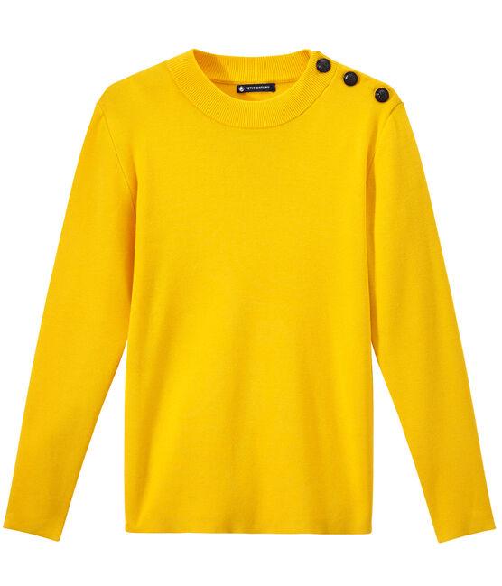Jersey de mujer amarillo Shine