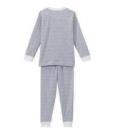 Pijama con gráfico estampado para niño